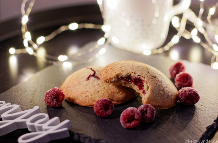 Himbeer Kekse – fruchtig, das ganze Jahr über