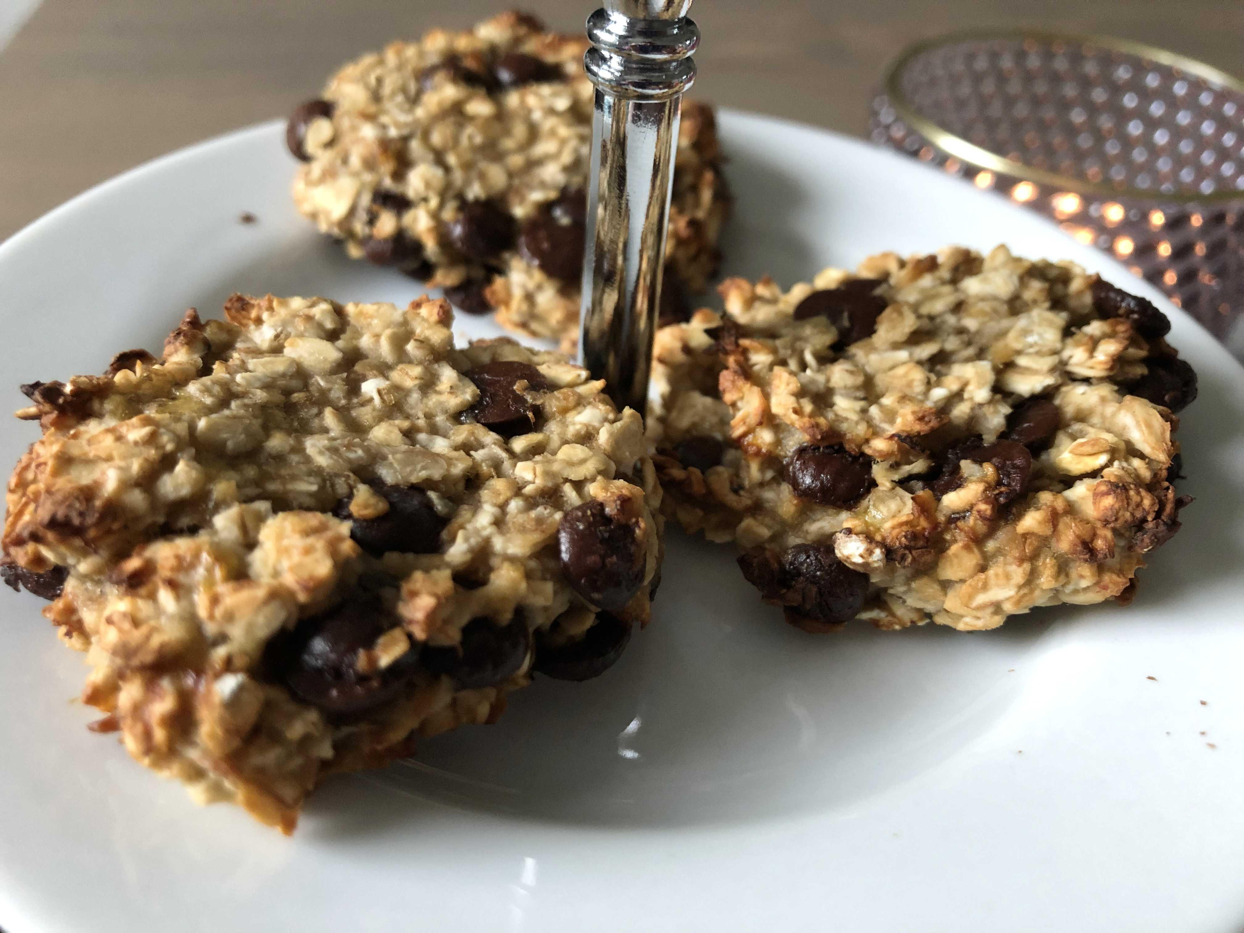 Schokoladen Haferkekse – für alle Schokomäuse