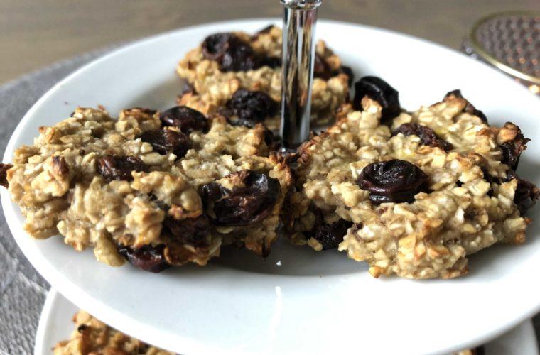 Rosinen Haferflocken Kekse – die süße Variante